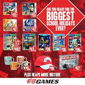 EB Games Sale