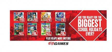 EB Games | Jape Homemaker Village