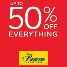 Beacon Lighting Sale
