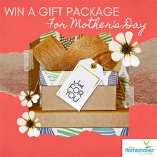 WIN a gift package for Mother's Day!