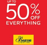 Beacon Lighting Sale