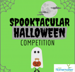 Spooktacular Halloween Competition Banner