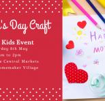 FREE KIDS ACTIVITY – Saturday 8th May